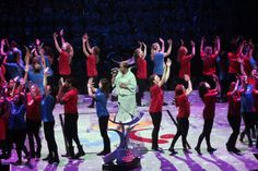 Lashelle Griffin sings during the opening ceremonies for the 2014 Special Olympics USA Games at the Prudential Center in Newark, NJ Ed Murray/The Star-Ledger Disability News, Hiring Employees, Olympics Opening Ceremony, Special Olympics, United We Stand, Olympians, New Jersey, Benefit, Memories