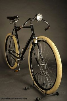 Path Racer nº 001 Bicicleta Clásicas Leo