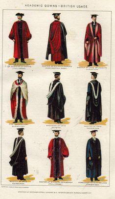 21 Best Academic Regalia Images On Pinterest Graduation