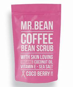 Look at this #zulilyfind! Cocoberry Organic Coffee Scrub #zulilyfinds