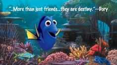 Finding Dory Quotes - Entire LIST of the BEST movie lines in the movie!