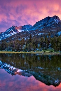 Rock Creek, Little Lakes Valley, Eastern Sierra, John Muir Wilderness, California, by Steve Sieren.