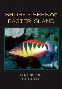 Shore Fishes of Easter Island by Randall, John E., Cea, Alfredo (2011) Hardcover http://www.easterdepot.com/shore-fishes-of-easter-island-by-randall-john-e-cea-alfredo-2011-hardcover/ #easter