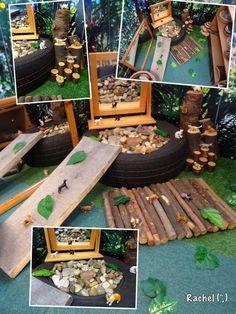 Nature Inspired Classroom Reggio Emilia New Ideas
