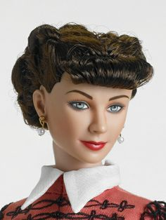 """2008 - Movie Inspired - """"Gone With The Wind"""" - Mrs. Kennedy (close-up) #T8GWDD02"""