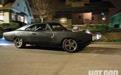 The Fast and the Furious Toretto's '70 Dodge Charger