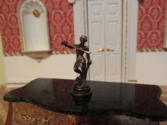 Joseph Adotta, IGMA artisan - bronze sculpture of David; sold on ebay for $42