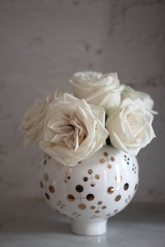 "Jonathan Adler ""Asterisk"" vase.  Available at shop.nordstrom.com  #Nordstromweddings"