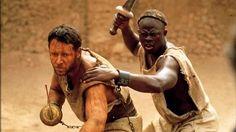 Huge Mistakes In 58 Of Your Favorite Film Scenes – HistoryLocker Spartacus Series, Oscar Movies, Roman Warriors, Films Cinema, The Legend Of Heroes, Russell Crowe, Ridley Scott, Braveheart, Ancient Rome