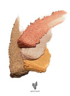 Splurge Cream Shadow A high-density, velvety-smooth cream eye shadow.
