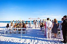 Find Destin Beach Weddings Packages That Are All Inclusive Including Services From Our Full