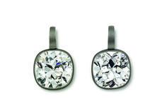 Hemmerle earrings | diamonds - white gold