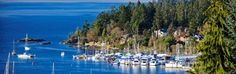 Brentwood Bay Resort  Vancouver Island, BC