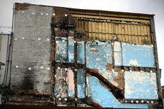 Exposed Wall by halminen, via Flickr