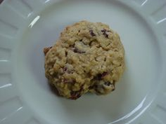 Oatmeal Cranberry White Chocolate Chunk Cookies - Julie's Eats & Treats