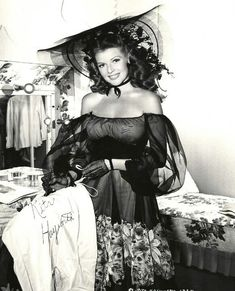 Rita Hayworth ~ BFD                                                                                                                                                                                 More