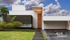 Fachadas de Casas Térreas – veja 20 modelos modernos e bonitos!