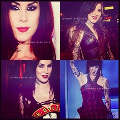 Old kat von d edit i did