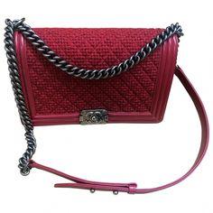 f42ccefa067c Carpet Bag, Chanel Boy Bag, Chanel Bags, Joli Closet, Luxury Bags,