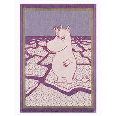Moomin towel