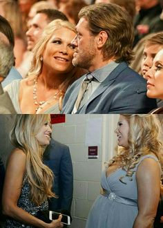 Congratulations, Edge & Beth Phoenix they're expecting their 2nd child