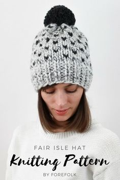 eb7e905a677 44 best KNIT images on Pinterest in 2018