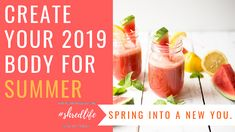 Spring Forward Bombshell Summer Body I Shred Life I Paleo Vegan Vegetarian Paleo, Summer Body, Spring Cleaning, Bombshells, Diet, Fruit, Food, The Fruit, Loosing Weight