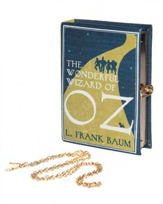 The Wizard of Oz Novel Purse