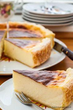 Flan pâtissier - Traditioneel Frans custard gebak. Met dit recept geniet je voortaan ook thuis van dit heerlijke gebakje.