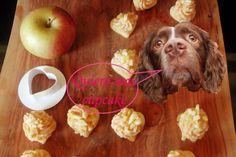 Cómo hacer Cupcakes   galletas para perros, sin horno Receta: muy fácil. Biscotti per cani #cupcakesparaperros #galletasparaperros #biscuitcães #cães #bizcochosparaperros #croquetasperroszanahorias #cookiesdog #premiosperros #educaralperro #receitadog #ricettabiscottinopercani #cani #premiareiltuocane #croquetasparaperros #comidanaturalparaperros
