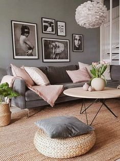 Living Room Decor Ideas - Interior Design Ideas & Home Decor. - Living Room Decor Ideas – Interior Design Ideas & Home Decorating Inspiration – … Living Roo - Living Room Decor On A Budget, Room Interior, Small Living Room, Living Room Interior, Room Decor, Room Colors, Interior Design, Living Decor, Living Room Designs