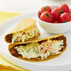 Summer Backyard BBQ: BBQ Pork Tacos (via Parents.com)