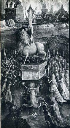 art rotation ∞: Ernst Fuchs