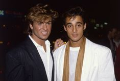 George Michael - Andrew Ridgeley