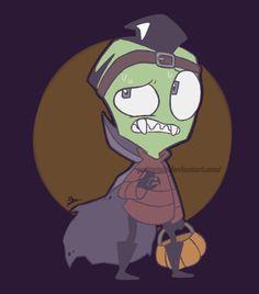 Halloween?.. (Yeet just like that one episode)