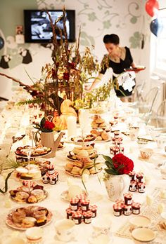 Welcome to The Vintage Patisserie, a place that turns your vintage dreams into reality. Find out about Angel Adoree and our vintage hospitality services. Angel Adoree, Angel Strawbridge, Vintage Tea Parties, Afternoon Tea Parties, French Wedding, My Tea, Vintage Christmas, Party Time, Tea Party