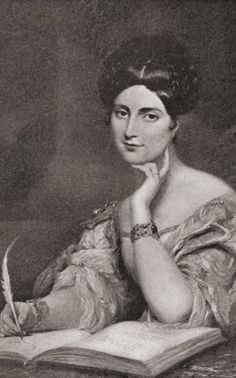 Caroline Norton (1808-1877) was a famous beauty who scandalised society when she left her husband in 1836, prompting him to accuse her of adultery with the home secretary, Lord Melbourne.   Although she was not found guilty, her reputation was damaged, and she had to use her wits to survive.  She is now remembered as a famous writer and social reformer. She campaigned over women's rights in child custody and the conditions of divorce.