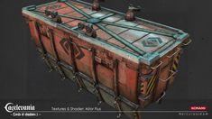 ArtStation - Container, Aitor Fius