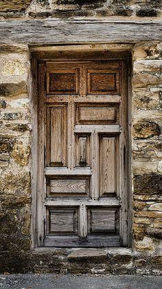 Old Mission San Jose Door by Stephen Stookey Entrance Doors, Doorway, Old Doors, Windows And Doors, Book Cover Design Template, Door Knobs And Knockers, Door Design Interior, Patio Gazebo, Front Door Design