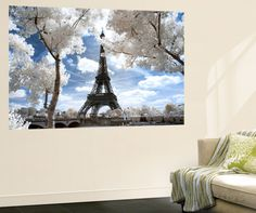 Another Look at Paris Wall Mural by Philippe Hugonnard at AllPosters.com