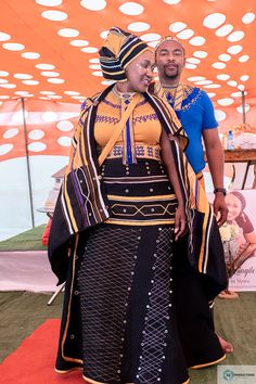Find out what's supposed to happen and when during your reception African Party Dresses, African Wedding Attire, African Weddings, African Dresses For Women, African Attire, African Wear, African Fashion Dresses, South African Traditional Dresses, African Traditional Wedding