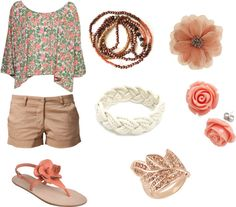 """casual day(:"" by jaci-mara-sauceda on Polyvore"