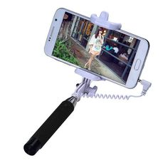 Selfie Stick for iPhone or Samsung