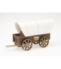 Wood Kit-Fort/Wagon at Joann.com