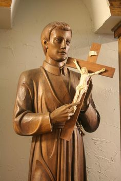 St. Gerard, pray for us!...repinning St. Gerard for young girl who is in need of help and guidance through her unexpected pregnancy, and her strength to keep this baby