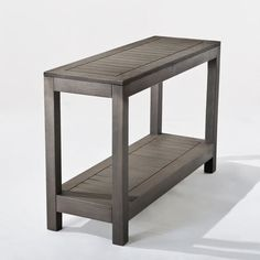 WorldMarket.com: Laguna Console Table $139 could work on roof deck