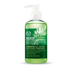Absinthe Purifying Hand Wash | The Body Shop