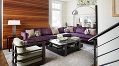 Purple is one fascinating color to add in your space! Not only is it associated with royalty, it is also true that it makes any space look classier and sophisticated – with the right amount and with the right furniture!…