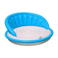 AIRHEAD Designer Float Series Floating Couch - Aqua
