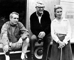 Cary Grant, Paul Newman y Joanne Woodward